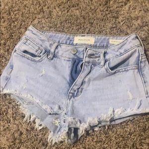 Pacsun short shorts